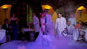 Лучшее свадебное шоу с жидким азотом : http://kryoshow.ru/