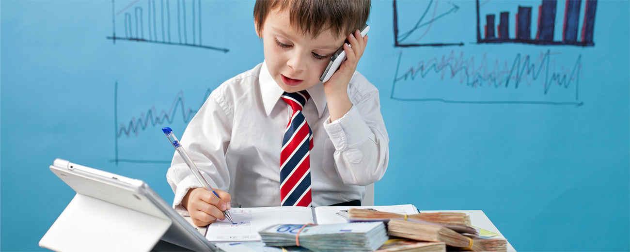 9 признаков того, что ваш ребенок прирожденный event-менеджер